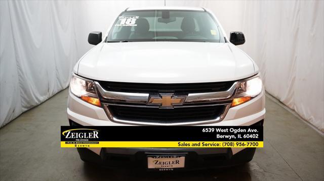 2018 Chevrolet Colorado 2WD Work Truck for sale in Schaumburg, IL