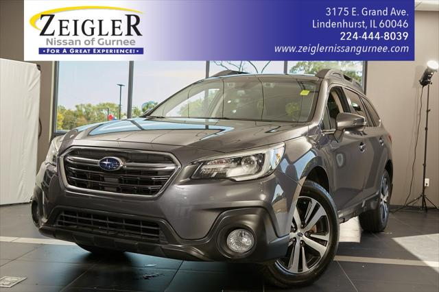 2018 Subaru Outback Limited for sale in Schaumburg, IL
