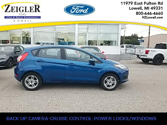 2018 Ford Fiesta SE for sale in Schaumburg, IL