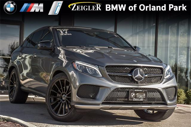 2017 Mercedes-Benz GLE AMG GLE 43 for sale in Schaumburg, IL