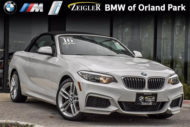 2016 BMW 2 Series 228i xDrive for sale in Schaumburg, IL