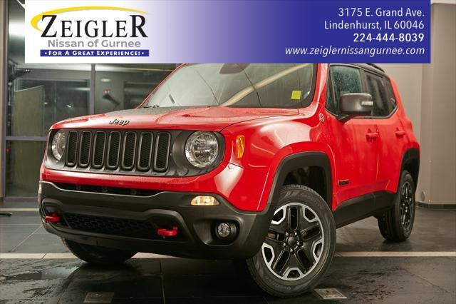 2016 Jeep Renegade Trailhawk for sale in Schaumburg, IL