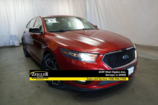 2013 Ford Taurus SHO for sale in Schaumburg, IL