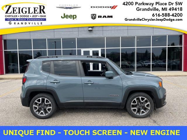 2018 Jeep Renegade Latitude for sale in Schaumburg, IL