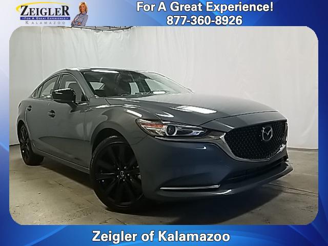 2021 Mazda Mazda6 Carbon Edition for sale in Schaumburg, IL