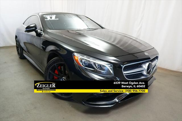 2017 Mercedes-Benz S-Class AMG S 63 for sale in Schaumburg, IL