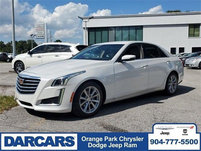 2018 Cadillac CTS Sedan RWD for sale in Jacksonville, FL