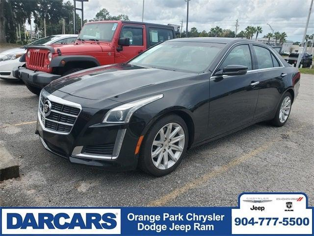 2014 Cadillac CTS Sedan Luxury RWD for sale in Jacksonville, FL