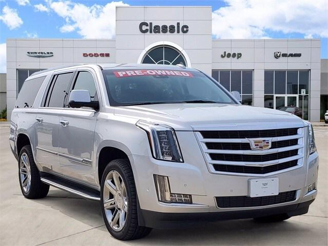 2020 Cadillac Escalade ESV Luxury for sale in Texarkana, TX