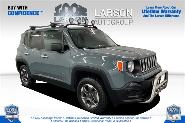 2017 Jeep Renegade Sport for sale in Puyallup, WA