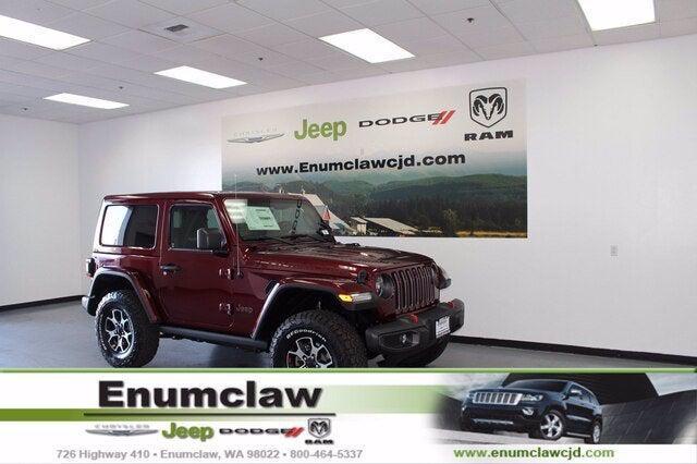 2021 Jeep Wrangler Rubicon for sale in Enumclaw, WA