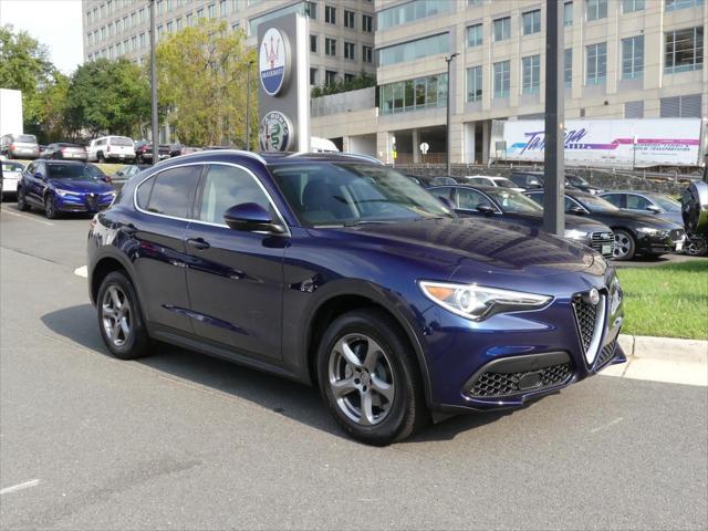 2021 Alfa Romeo Stelvio AWD for sale in Vienna, VA