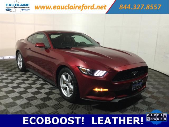 2015 Ford Mustang EcoBoost for sale in Eau Claire, WI
