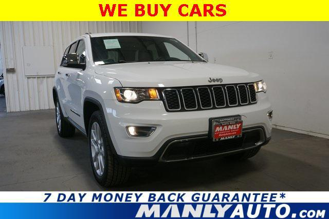 2017 Jeep Grand Cherokee Limited for sale in SANTA ROSA, CA
