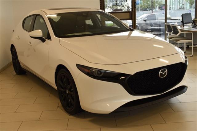 2021 Mazda Mazda3 Hatchback Premium for sale in Topeka, KS