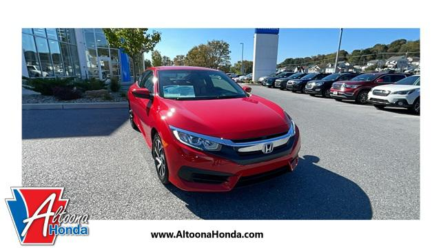 2018 Honda Civic Coupe LX for sale in Altoona, PA