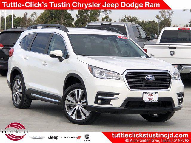 2019 Subaru Ascent Limited for sale in Tustin, CA