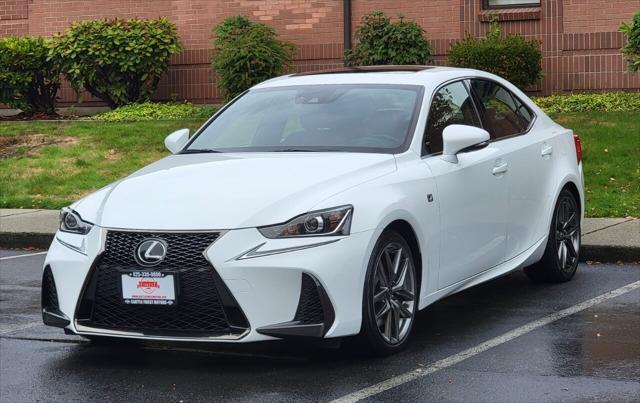 2017 Lexus IS IS 350 for sale in Lynnwood, WA