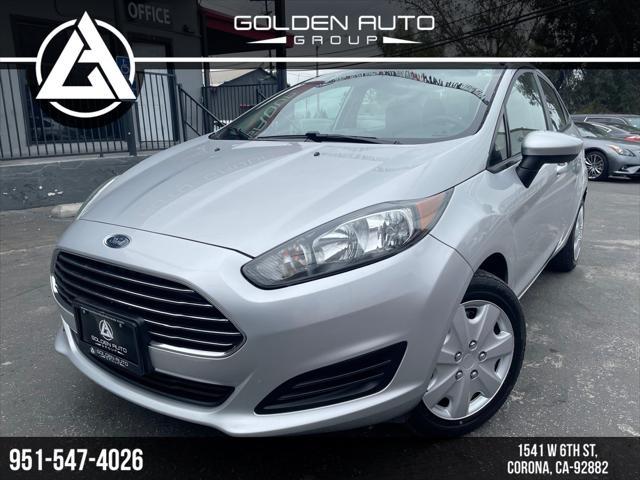 2015 Ford Fiesta S for sale in Corona, CA