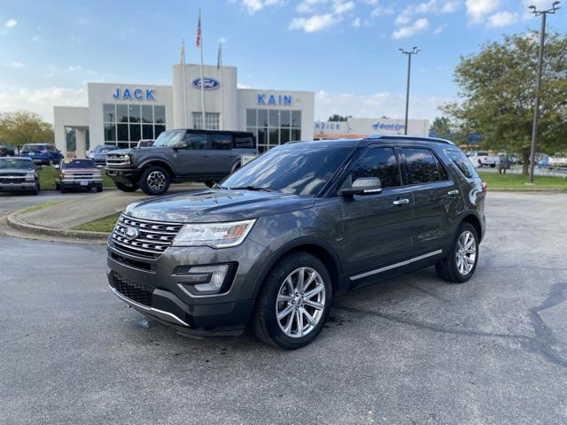 2017 Ford Explorer Limited for sale in Versailles, KY