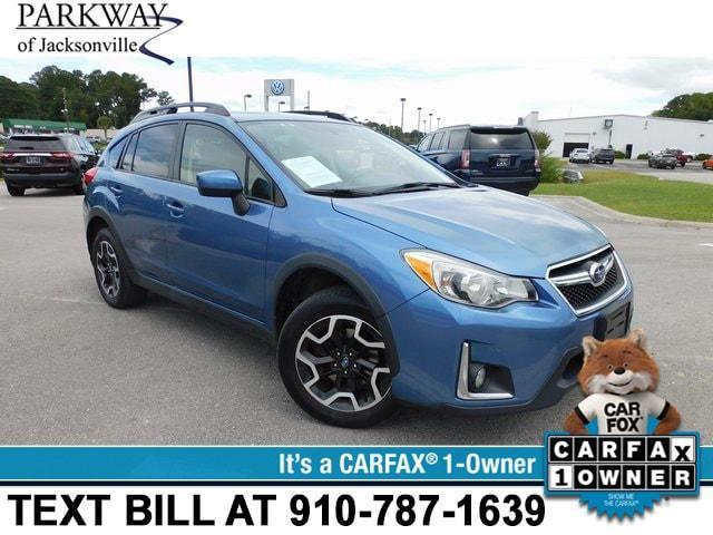 2016 Subaru Crosstrek Premium for sale in Jacksonville, NC