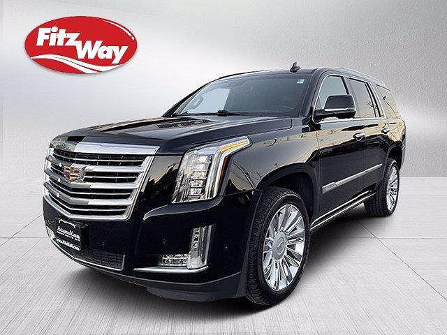 2018 Cadillac Escalade Platinum for sale in Rockville, MD