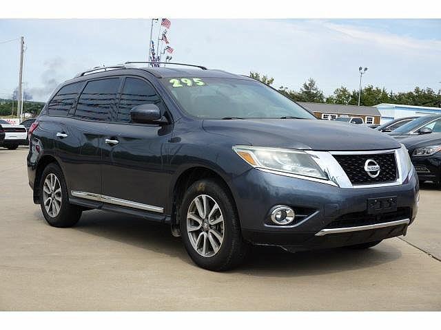 2013 Nissan Pathfinder SL for sale in Shawnee, OK