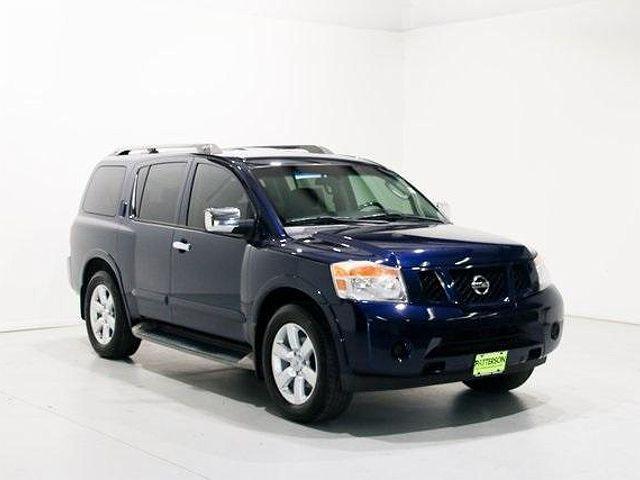 2010 Nissan Armada SE for sale in Longview, TX