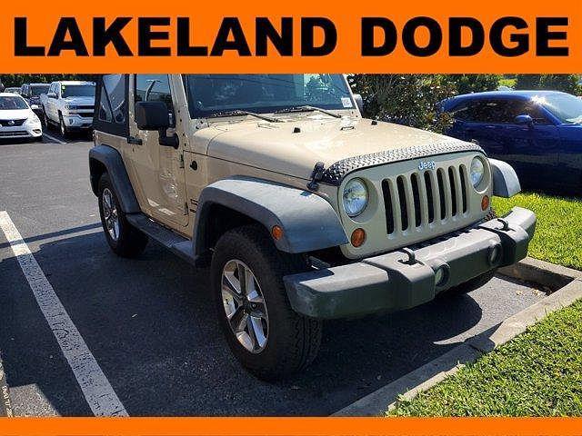 2011 Jeep Wrangler Sport for sale in Lakeland, FL