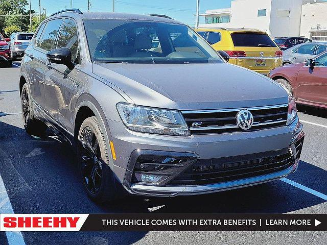 2020 Volkswagen Tiguan SE for sale in Springfield, VA