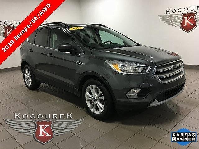 2018 Ford Escape SE for sale in Wausau, WI