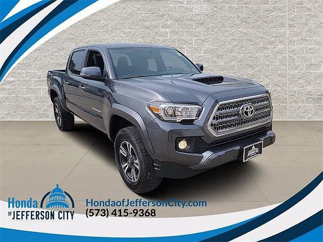 2016 Toyota Tacoma TRD Sport for sale in Jefferson City, MO