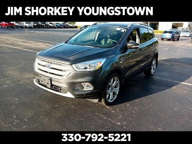 2018 Ford Escape Titanium for sale in Youngstown, OH