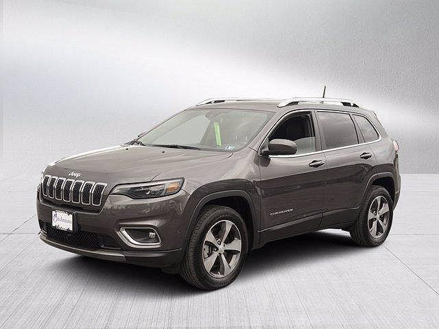 2020 Jeep Cherokee Limited for sale in Waynesboro, PA