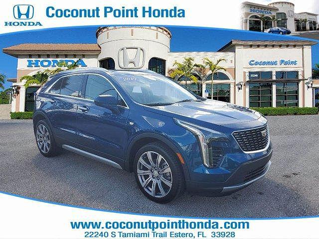 2019 Cadillac XT4 FWD Premium Luxury for sale in Estero, FL