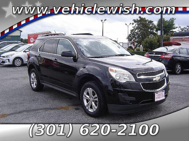 2013 Chevrolet Equinox LT for sale in Frederick, MD