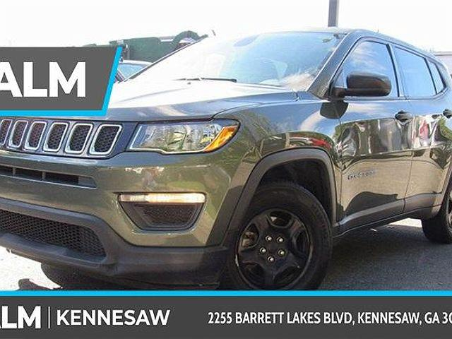 2018 Jeep Compass Sport for sale in Kennesaw, GA