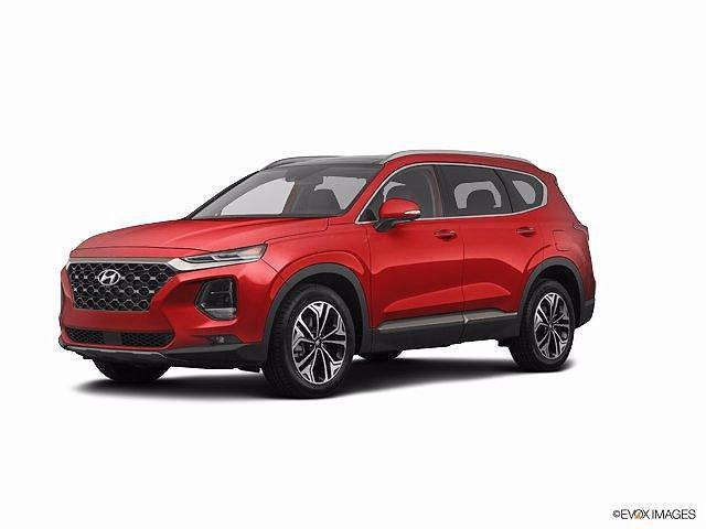 2020 Hyundai Santa Fe Limited for sale near San Antonio, TX