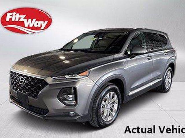 2019 Hyundai Santa Fe SEL for sale in Gaithersburg, MD