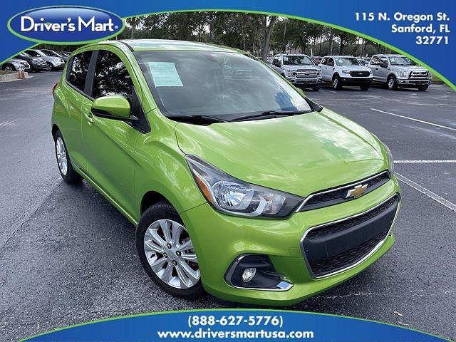 2016 Chevrolet Spark LT for sale in Sanford, FL