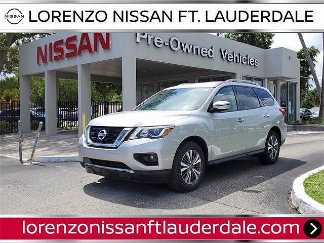 2020 Nissan Pathfinder SV for sale in Fort Lauderdale, FL