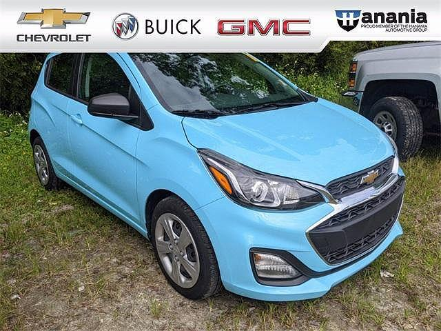 2021 Chevrolet Spark LS for sale in Saint Augustine, FL
