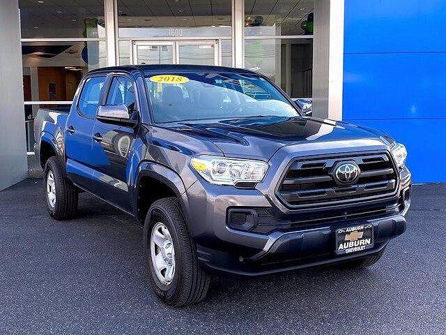 2018 Toyota Tacoma SR for sale in Auburn, WA