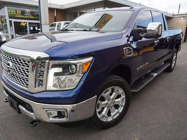 2016 Nissan Titan XD PRO-4X/SL for sale in Arlington Heights, IL