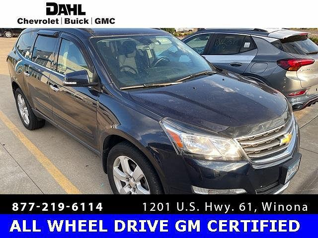2016 Chevrolet Traverse LT for sale in Winona, MN