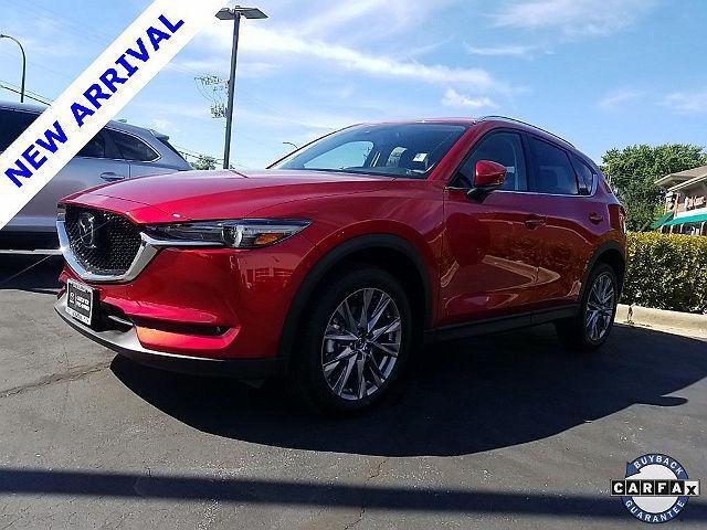 2021 Mazda CX-5 Grand Touring Reserve for sale in Oak Lawn, IL
