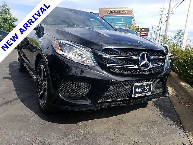 2017 Mercedes-Benz GLE AMG GLE 43 for sale in Oak Lawn, IL
