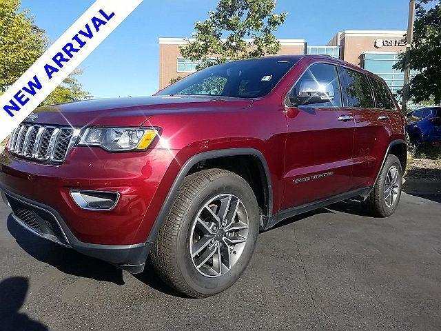 2019 Jeep Grand Cherokee Limited for sale in Oak Lawn, IL