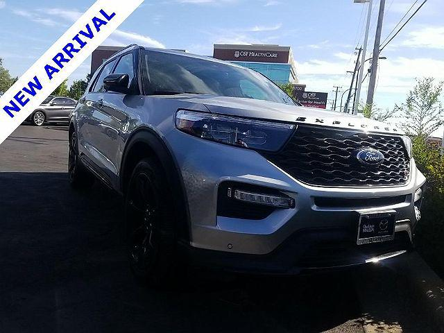 2020 Ford Explorer ST for sale in Oak Lawn, IL