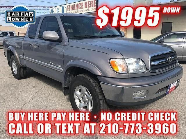 2002 Toyota Tundra Ltd for sale in San Antonio, TX